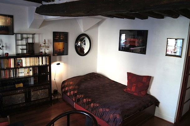 General view - Studio Mouffetard | Latin Quarter area - Paris - rentals