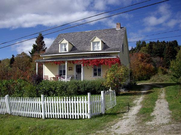 the house - ancestral house, port au persil ,quebec canada - Port-au-Persil - rentals