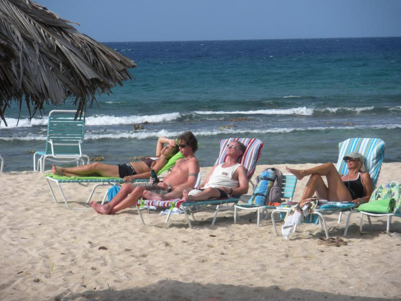 The Beach at Gentle Winds - Gentle Winds Beach Resort - 3BR condo - St. Croix - Christiansted - rentals