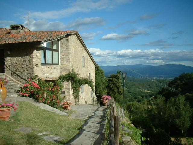 The villa with view - 500 yr old Tuscan Farmhouse - Scarperia - rentals