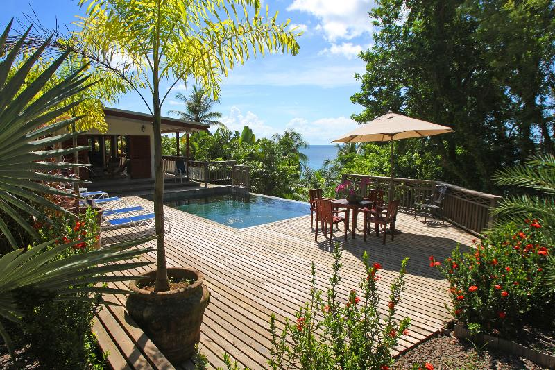 The Barefoot Beach Villa | A luxury getaway - Image 1 - Saint Lucia - rentals