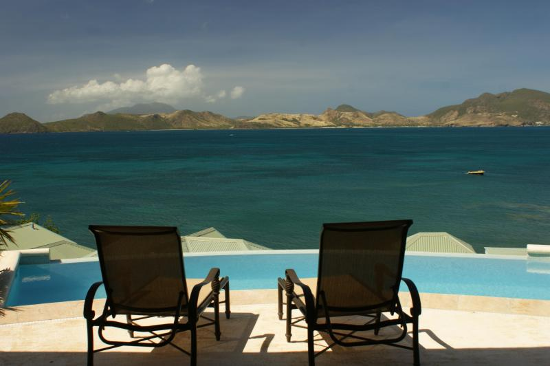 Deck with a View - Perfect Romantic Getaway on a Hillside - Nevis - rentals