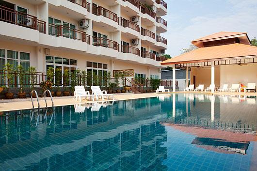 Pattaya - Emerald Palace Premium Apartment 1 BED - Image 1 - Pattaya - rentals