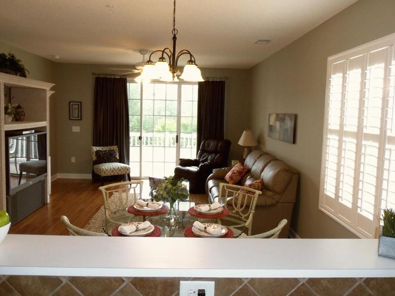 Dining/Living Room - Barefoot Resort's popular condo community in North Myrtle Beach - North Myrtle Beach - rentals