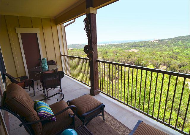 Views for miles and miles - Beautiful Waterview condo with top of the line amenities! - Jonestown - rentals