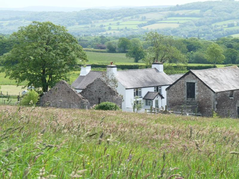 An Idylic Setting - Three bedroom 19th Century Farmhouse in Wales, UK - Carmarthen - rentals
