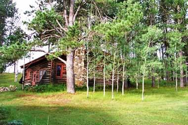 (Pine Crest) CCC Cabin Sept-Dec DISCOUNTED RATES! - Image 1 - Custer - rentals