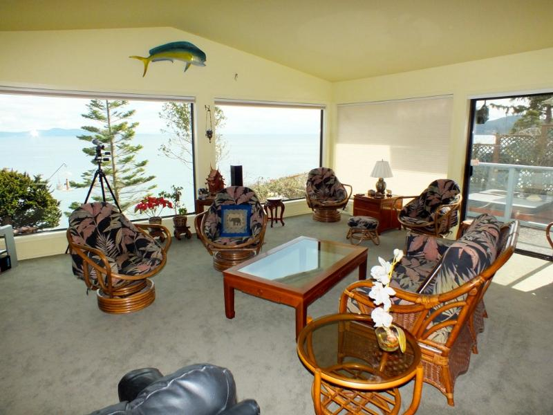Private Beach Home with Spectacular Views - Image 1 - Victoria - rentals