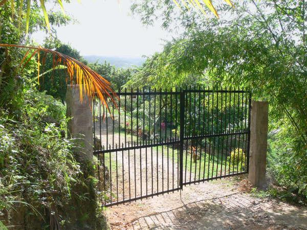 Entrance to property - Las Terrenas Paradise - Las Terrenas - rentals