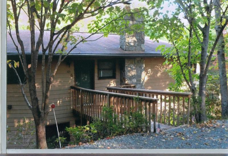 Step into Our Tree House  - Treetops in Rumbling Bald Resort , lake Lure  NC - Lake Lure - rentals