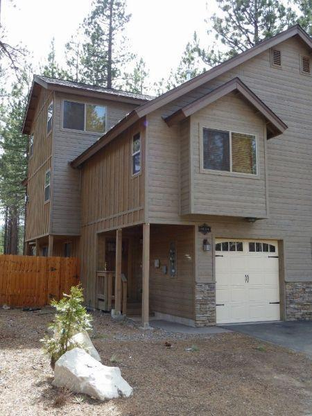 3 Bedroom, 3 Bath Hot Tub, WiFi,Pool From $99.00! - Image 1 - South Lake Tahoe - rentals
