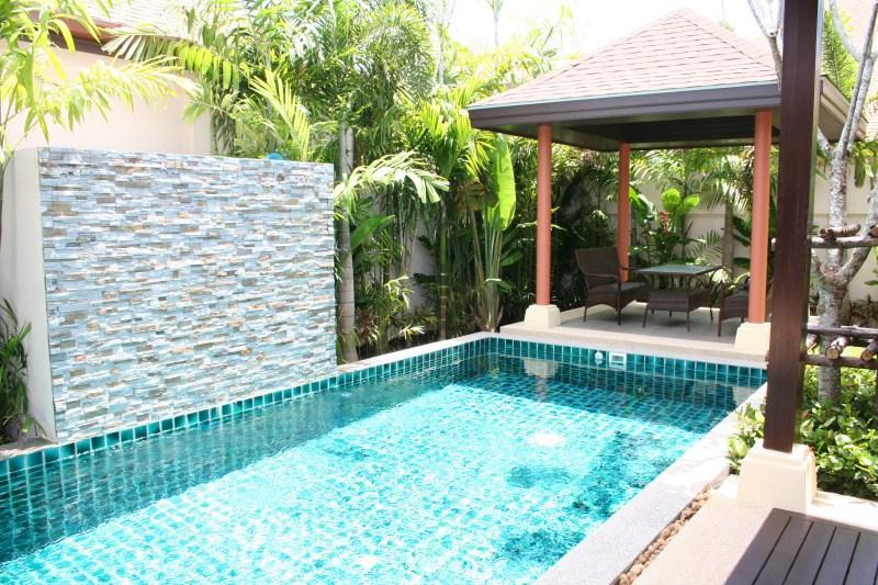 Sala (Gazebo) and private pool with waterfall - Luxury Pool Vila close to Rawai Beach& restaurants - Rawai - rentals