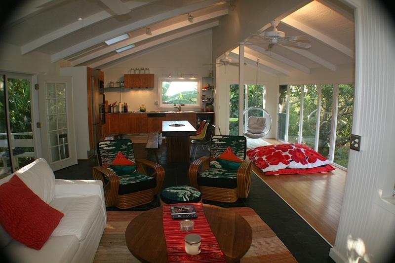 Ranch-style home - Cozy Surf Cottages above Sunset Beach & Pipeline. - Haleiwa - rentals