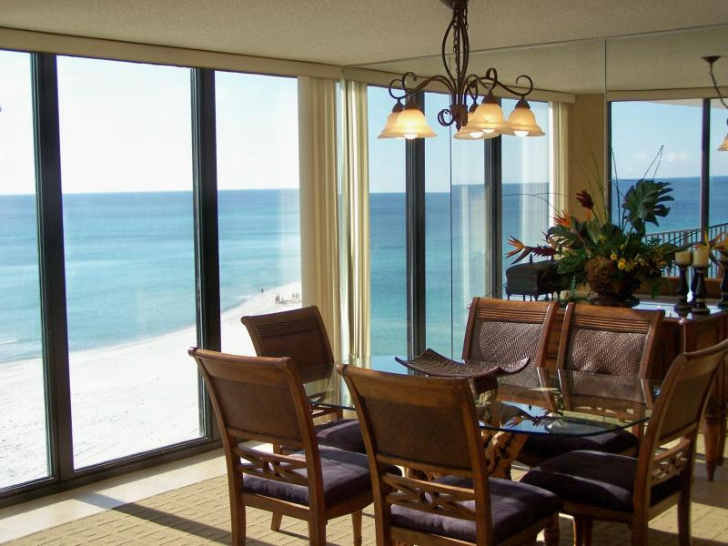 Deluxe end unit wrap balcony, 2 Masters, sleeps 10 - Image 1 - Panama City Beach - rentals