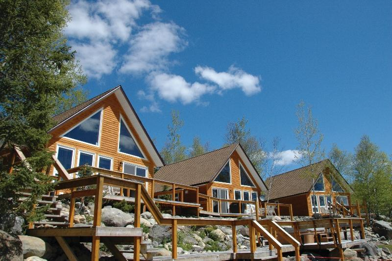 4½ Star Luxury Chalets in Central Newfoundland - Image 1 - Grand Falls - rentals