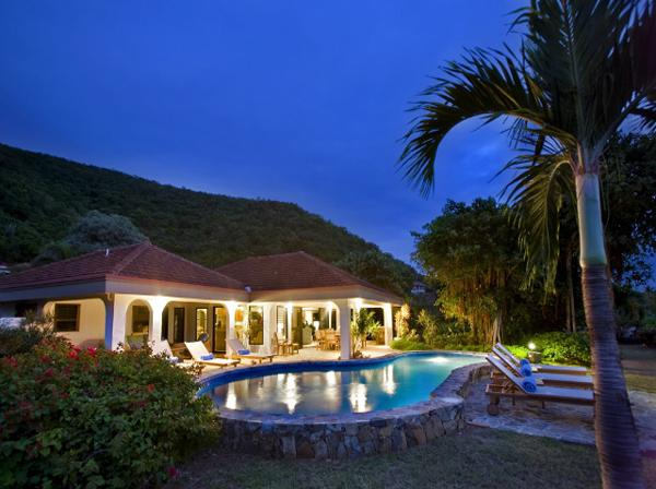 A Villa on the Beach - Image 1 - Virgin Gorda - rentals