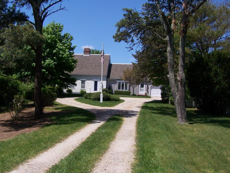 Entrance - Chatham, Fantastic Location, Private Beach - Chatham - rentals