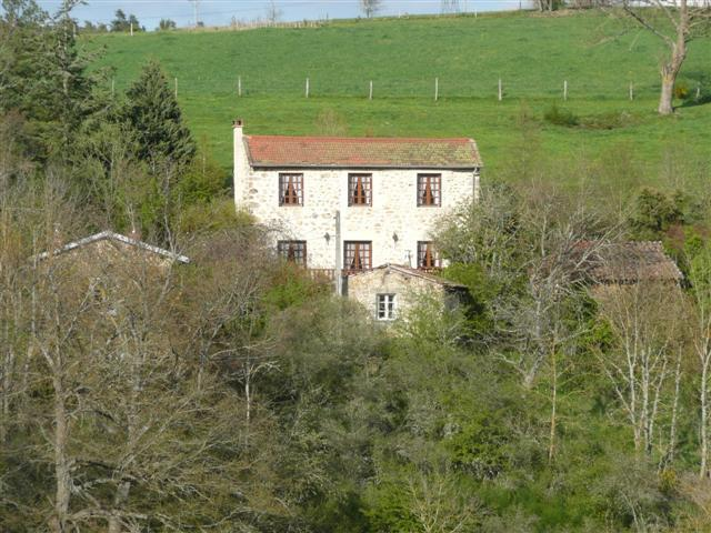 Rental The Barn Owl's Barn, Loire's Canyon - Image 1 - Auvergne - rentals