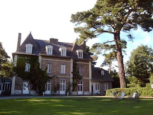 French Villa in Brittany with Private Path to Beach - Villa Dinard - Image 1 - Dinard - rentals