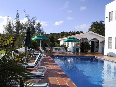 Pool Area Leading to Casita - Vista Linda - Your Choice 5, 4 or 3 BR - Vieques - rentals