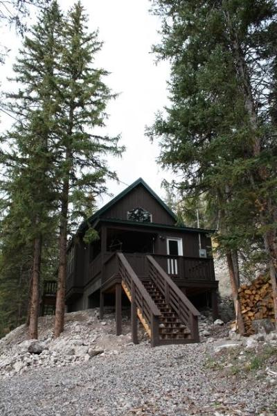 Mountain/River Cabin - Gallatin River Cabin, Big Sky, MT 59716 - Big Sky - rentals