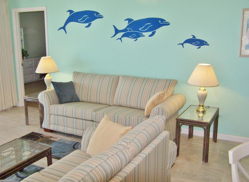 Sept. is on Sale. Dancing Dolphin 25% off - Image 1 - Panama City Beach - rentals