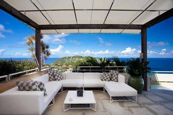 Luxurious mountaintop villa with magnificent views from every room WV DON - Image 1 - Colombier - rentals