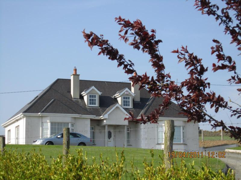 front view of home - Rural/ mountain  bordering Wexford/Carlow/Wicklow - Bunclody - rentals