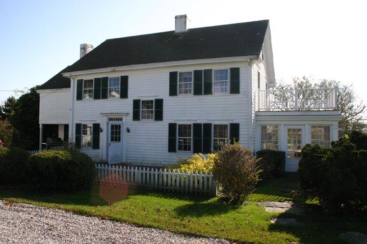 View of the Front - SUMMER HOME IN BUCOLIC SETTING - RELAX & ENJOY! - Little Compton - rentals