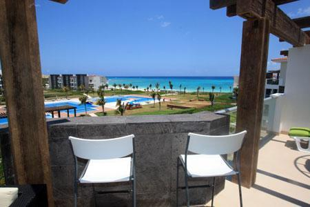 Oceanview Private Terrace - Beachside Oceanview Golf  - OasisSoleado - Playa del Carmen - rentals