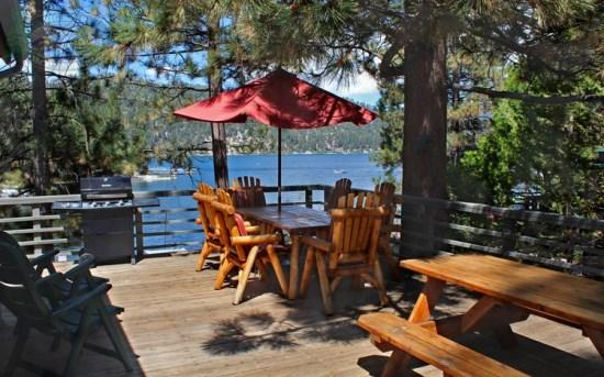 Cozy on Cove Lakefront - breathtaking views - Cozy on Cove Lakefront - 3 Bedroom Vacation Rental in Big Bear Lake - Big Bear Lake - rentals