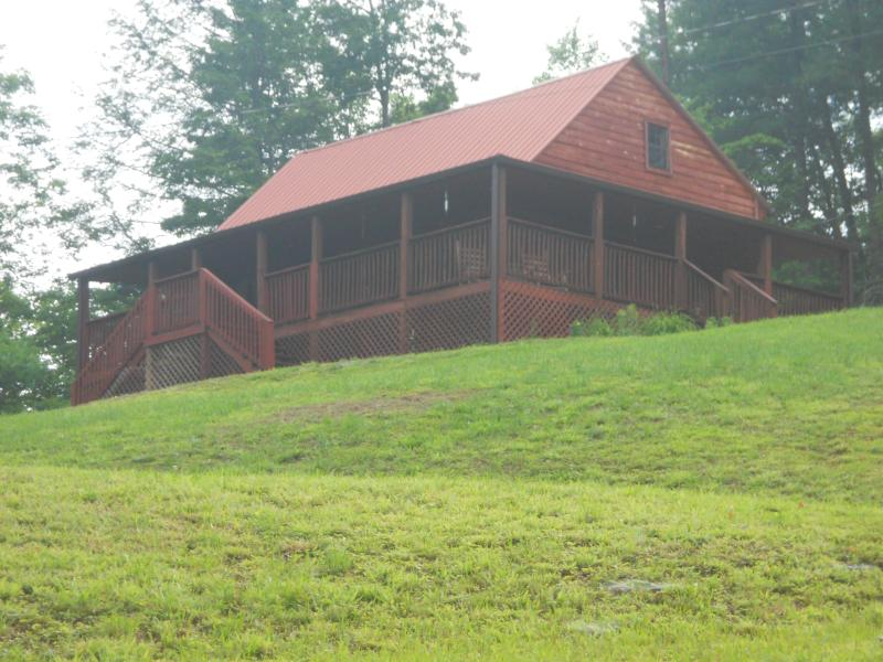 Tranquility Ridge Cabin - Tranquility Ridge of Hot Springs - Hot Springs - rentals