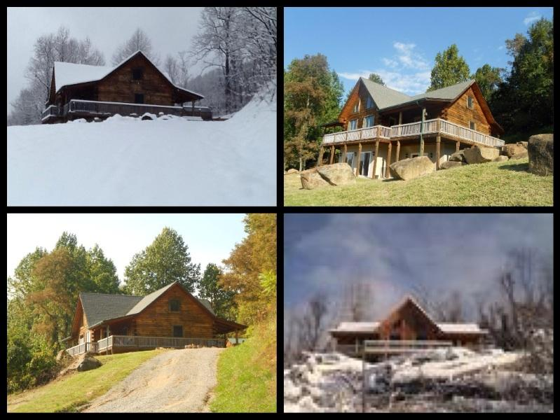 Winter, Spring, Summer and Fall @ the Hensley Hollow Lodge - HENSLEY HOLLOW LODGE - Elkton - rentals