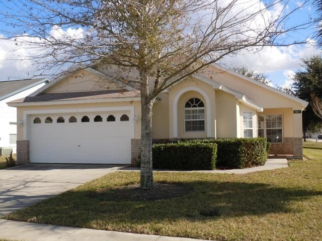 Exterior - 5-Bedroom Silver Star Pool Home Near Disney - Kissimmee - rentals