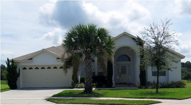 Exterior - 6-Bedroom Silver Star Pool Home Near Disney - Kissimmee - rentals