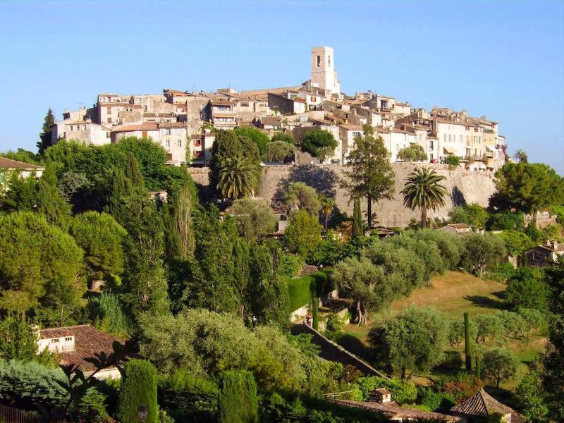 The village - Maison aux Bonsaïs center of Saint Paul de Vence - Saint-Paul-de-Vence - rentals