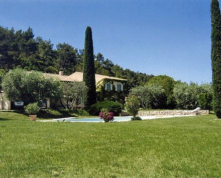 House with Pool in the Luberon near Town - Maison Lourmarin - Image 1 - Lourmarin - rentals