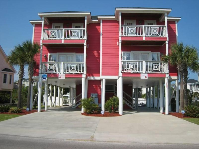Exterior - Luxury Ocean Vw 5BR/5.5BA House Pool Steps 2 Beach - Garden City - rentals