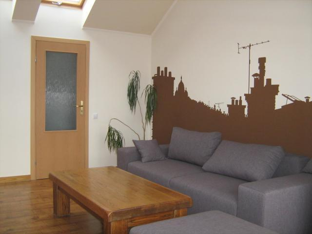 Main area - Modern studio in the heart of Lviv - Lviv - rentals