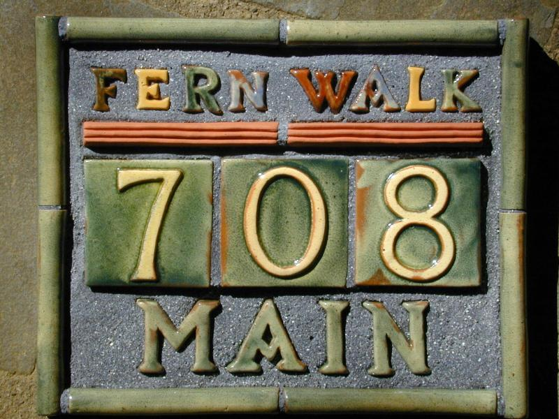 Fernwalk Cottage  - Look for the