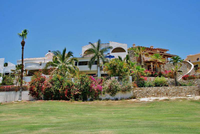 Hacienda de Cortez from the Golf Course - Hacienda de Cortez  Bed & Breakfast - San Jose Del Cabo - rentals