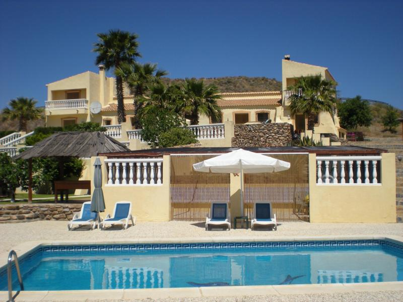 The Farmhouse - Secluded villa with private pool and mini golf - Spain - rentals