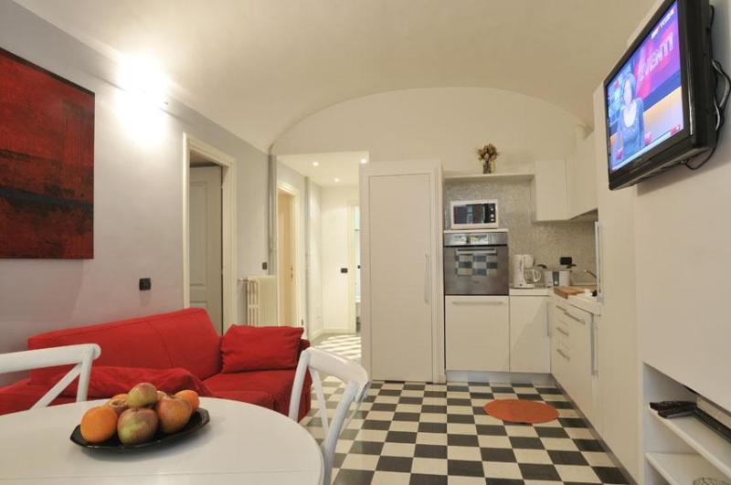 Living Room - Rome Vacation Rental near Colosseum Roman Forum - Rome - rentals