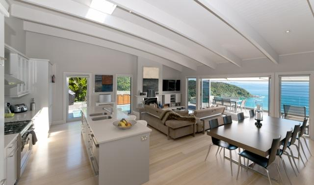 Main Lounge - Cloud 9 - Luxury villa with breathtaking views - Russell - rentals