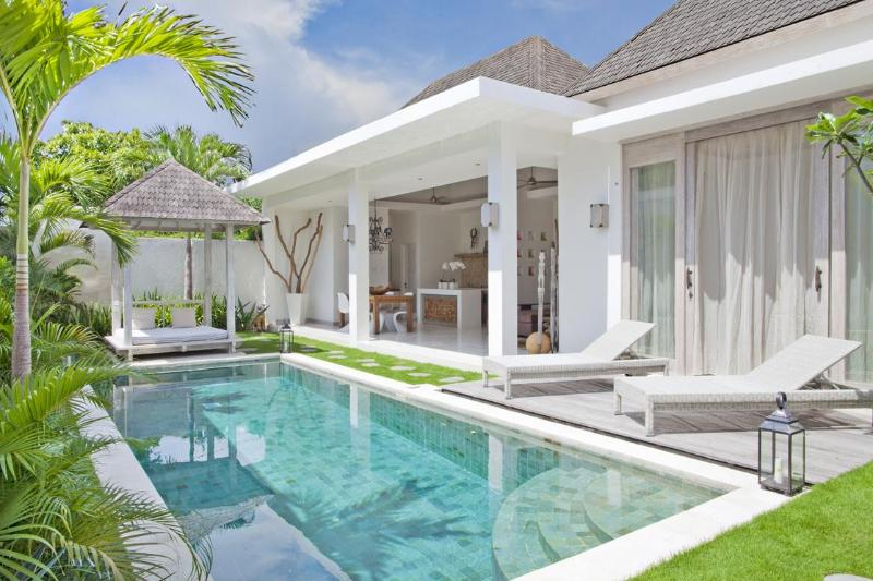 Pool View from bedroom in VIlla 1 - NEW VILLAS #DISCOUNT#  LE CHLOE@Seminyak - Seminyak - rentals
