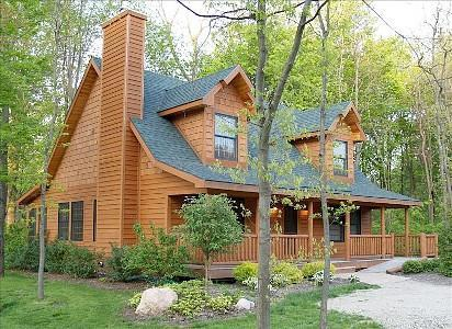 Welcome to Heavenly 7 Retreat - Heavenly 7 Retreat Rustic Luxury Cabin w/Pool - Saugatuck - rentals