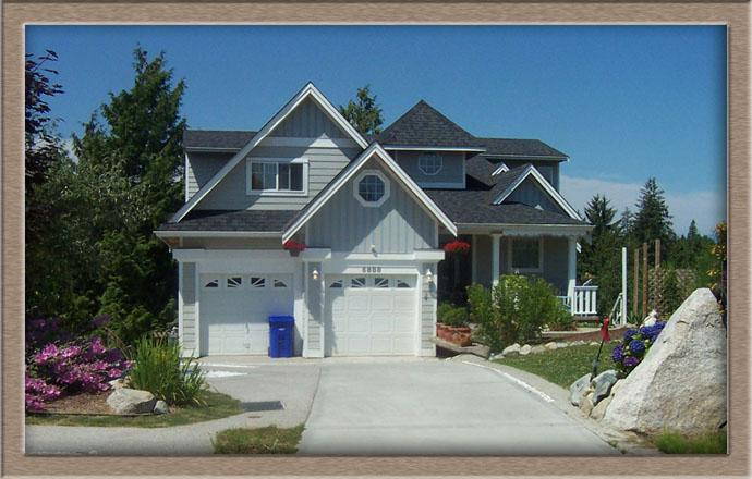 Welcome to Above the Inlet - Above the Inlet B&B and Vacation Rental.... View! - Sechelt - rentals