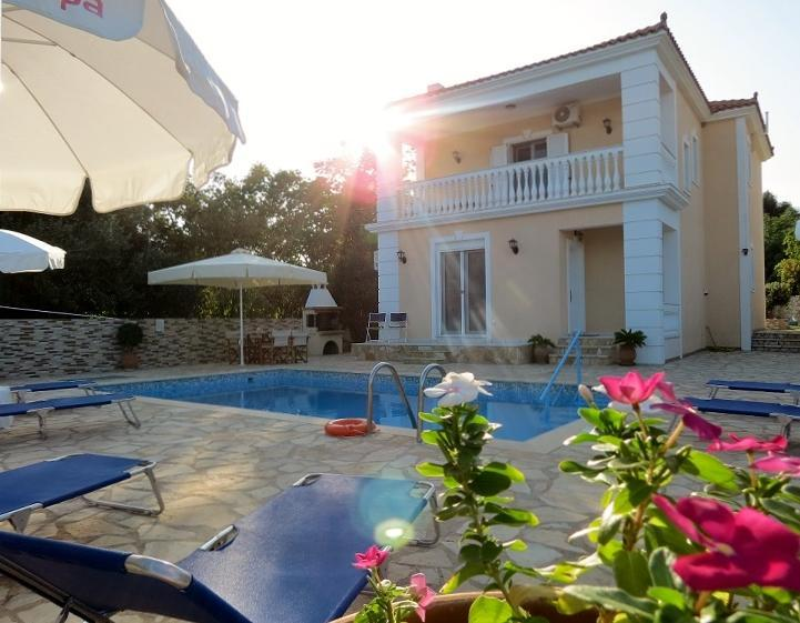 VILLA ASTEREA - Villa Asterea - Kefalonia -Private Pool & Sea View - Cephalonia - rentals