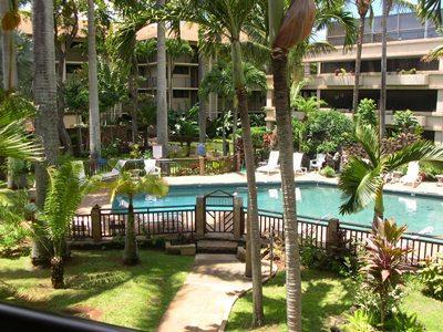 The Prince Kuhio Pool, just steps from your door - Prince Kuhio, One Bedroom Condo in Poipu, Kauai - Poipu - rentals