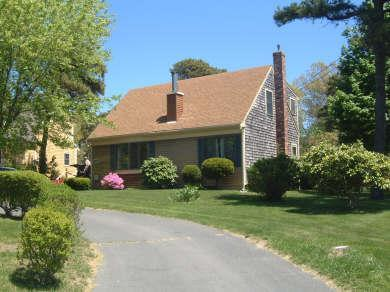 Front view from Crowell Road - Chatham - Close to Everything! - Chatham - rentals